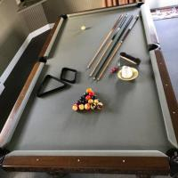 Early 20th Century Pool Table