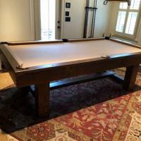 2013 Pottery Barn Pool Table