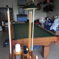 8ft Olhausen Slate Pool Table