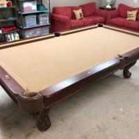 """Like New"" 8 Foot Pool Table"