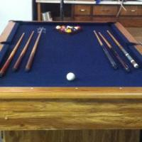 Kassan Brand Pool Table For Sale