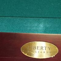 8' Liberty Billiards Pool Table